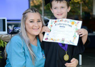 Kindy Graduation