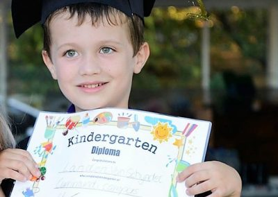Kindy Graduation